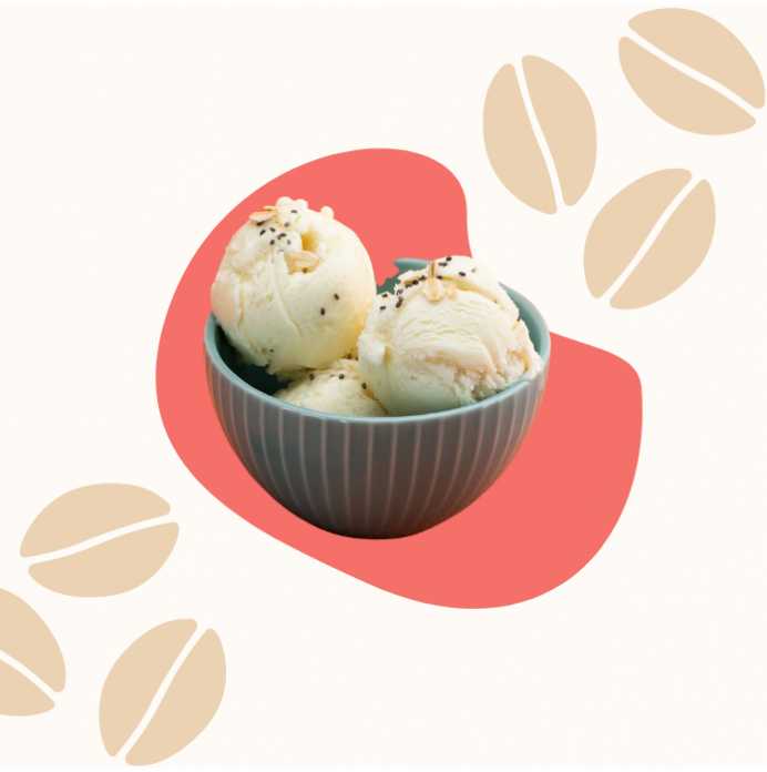 Horlicks Malteser Ice Cream