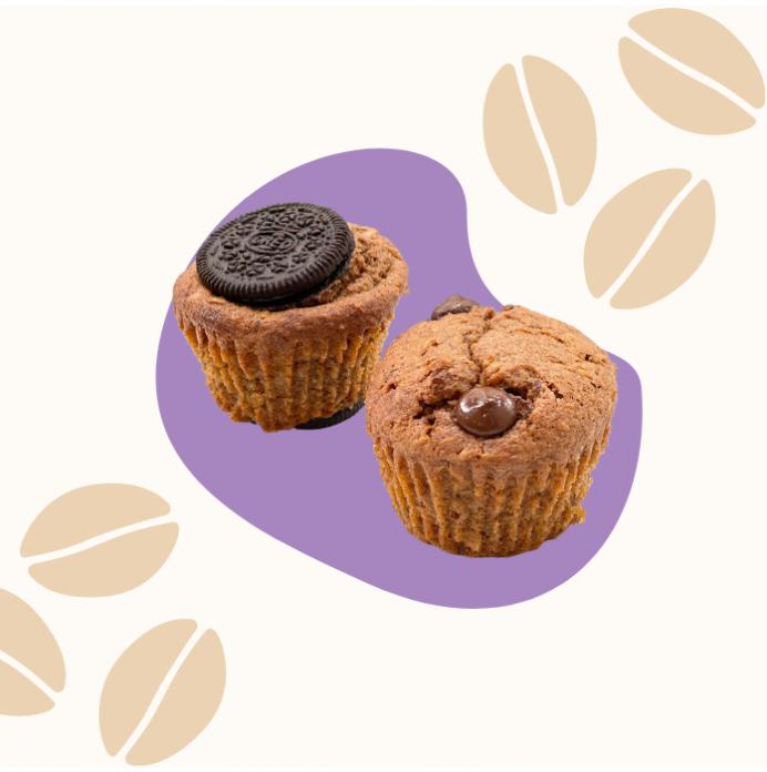 Australian Milo Muffins