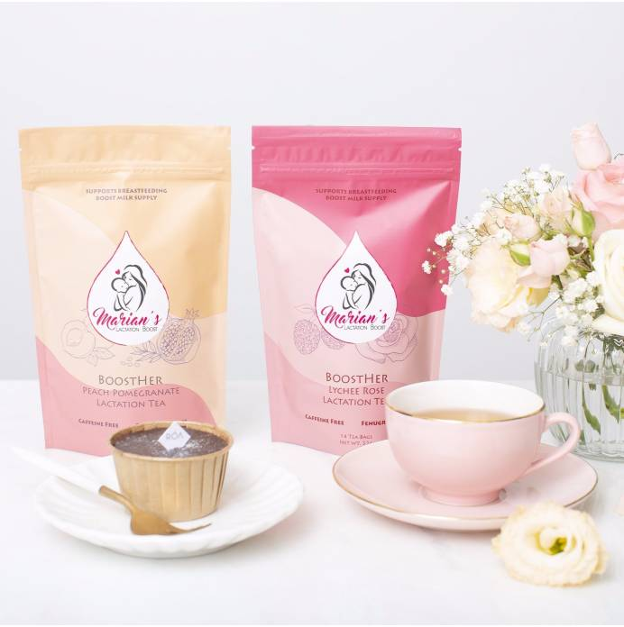 Midnight Lactation Cupcakes + Lactation Tea bundle